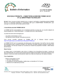 Bulletin d`information No 16 - 24 août 2007 - Agri