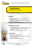 STOP RATS - MECATECH PERFORMANCES