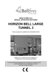HORIZON BELL LARGE TUNNEL 3