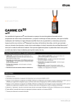 GAMME EX30