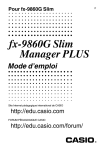 9860G_Slim_Manager - Support