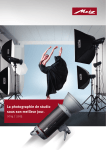 Catalogue Flashes de studio