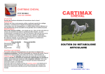 cartimax cheval