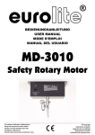 Safety Rotary Motor