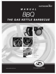 THE GAS KETTLE BARBECUE - Migros