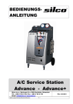 A/C Service Station Advance - Advance+