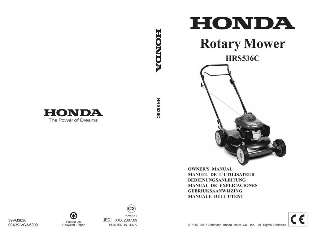 lightcompany.ir Rotary Startergriff Honda ersetzt Honda Garten ...