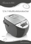 12 in 1-Multifunktionskocher