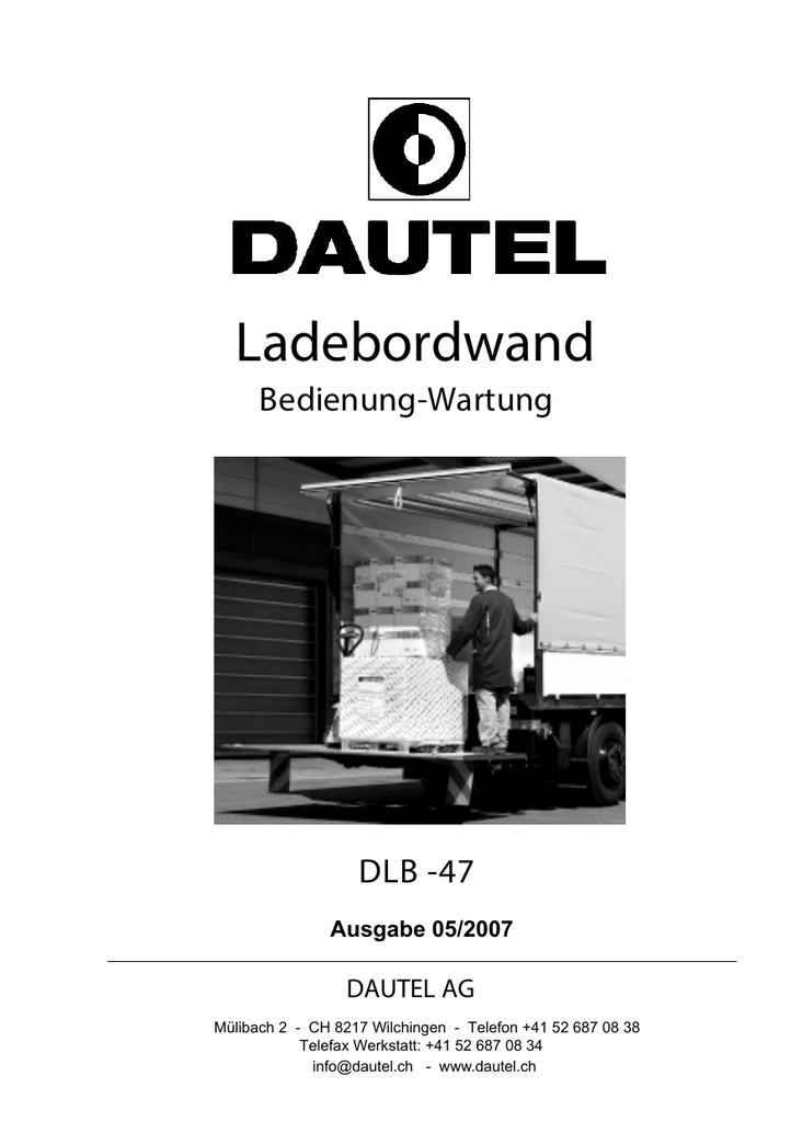 DLB - 47 - Dautel AG