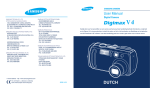 Samsung DIGIMAX 4500 SUPER User Manual