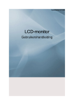 Samsung LD190N User Manual