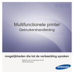 Samsung SCX-4600 Mono Laser MFP User Manual