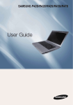 Samsung NP-P428-DB01IN User Manual (FreeDos)