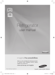Samsung RL39THCTS User Manual