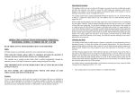 OPERATING INSTRUCTIONS FOR DAHLE PERSONAL TRIMMERS