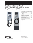 Installation and Service Manual Level 2 AC Pow-R
