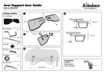 Arm Support User Guide