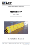 ABSORB 350™ Installation Manual