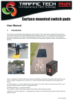 User Manual - Traffic Tech