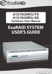 ExaRAID SYSTEM USER'S GUIDE