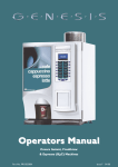 Operators Manual Issue F - Crane Merchandising Systems