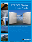 PTP 300 Series User Guide