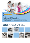 USER GUIDE FEATURES - Konica
