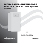 Worcester Greenstore System User guide 1.2.indd