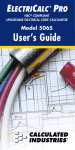 User's Guide - Construction Book Express
