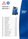 Neptune 1 - Neptun 2 User Manual.indb