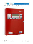 Elite-RS® Panel Installation Manual
