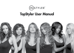 TopStyler User Manual