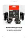 The Other YN-622C User Guide