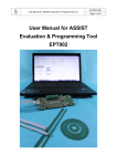 User Manual for ASSIST Evaluation & Programming Tool