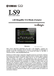 LS9 StageMix User Guide