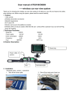 User manual of RC818/CM280 -----