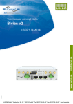 Bivias v2 user's manual - cd.lucom.de