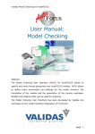 User Manual: Model Checking - Software and Systems Engineering
