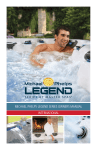 MICHAEL PHELPS LEGEND SERIES OWNERS MANUAL