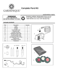 Gardenique QCPK Installation Guide