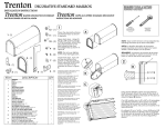 Gibraltar Mailboxes TM11BZ01 Instructions / Assembly