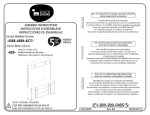 South Shore Furniture 4269629 Instructions / Assembly