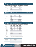 Coastal Shower Doors 6260.76B-C Installation Guide