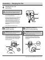 Hampton Bay AM213-BN Instructions / embly on