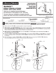 American Standard 4433.001.002 Installation Guide