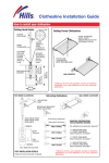Hills FD51038 Installation Guide