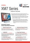 Xerox XM7 Series User's Manual