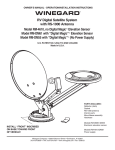 Winegard rm-4610 User's Manual