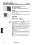White Rodgers CMM-3U Catalog Page