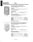 White Rodgers 1A65W-641 Catalog Page
